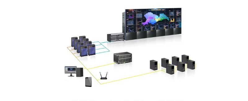 数据三维可视化